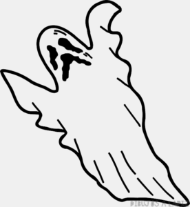 fantasma caricatura