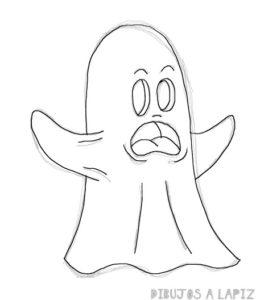 fantasmas para dibujar