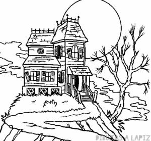 imagenes de casas encantadas