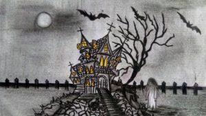 imagenes de castillos para colorear