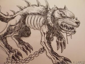 imagenes de demonios del infierno