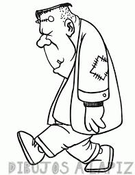 imagenes de frankenstein en caricatura