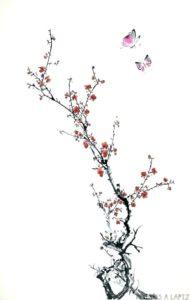 imagenes del arbol de cerezo