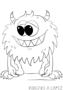 monstruos infantiles imagenes