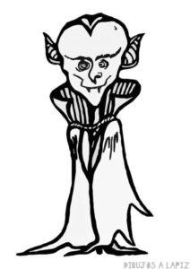 vampiros dibujos animados