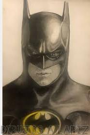 batman y robin dibujos