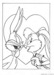 dibujos animados bugs bunny