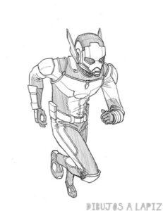 dibujos de antman para descargar