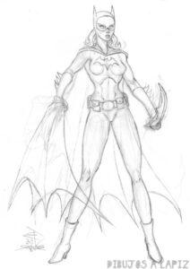 dibujos de catwoman para colorear
