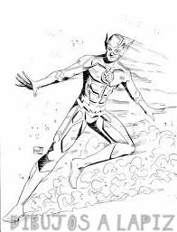 dibujos de flash a color