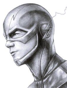 dibujos de flash reverso