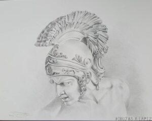 dibujos del tendon de aquiles