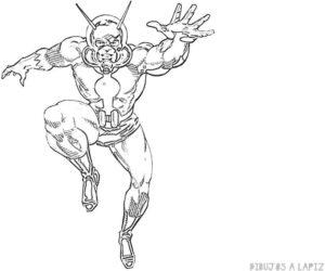 imagenes de ant man el hombre hormiga