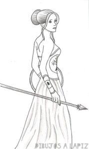 imagenes de atenea diosa