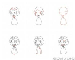imagenes de blancanieves y los 7 enanitos