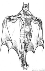 imagenes de catwoman en dibujos
