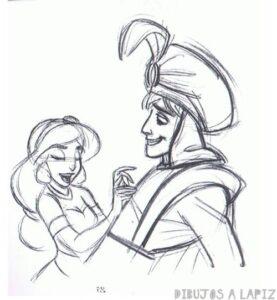 imagenes de la princesa jazmín