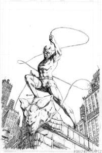 los mejores dibujos de daredevil