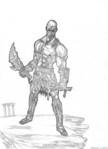 Kratos lapiz