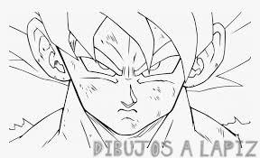 dibujo de dragon bol