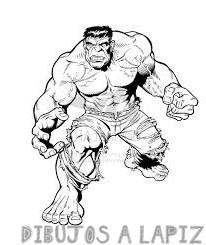 dibujos de hulkbuster