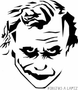 dibujos de joker y harley quinn
