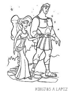 dibujos de la torre de hercules
