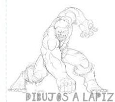 hulk animado