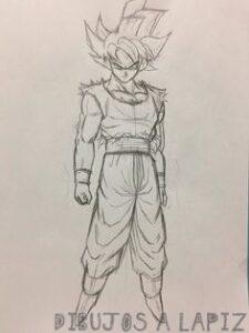 imagenes de dragon ball z para dibujar