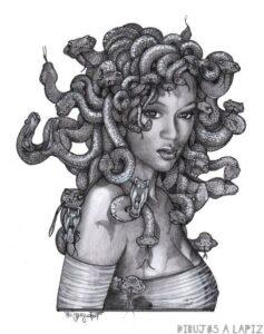 imagenes de perseo y medusa