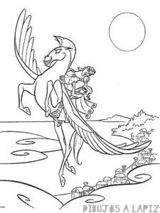 pelicula de hercules en dibujos animados