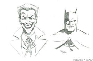 the joker dibujo
